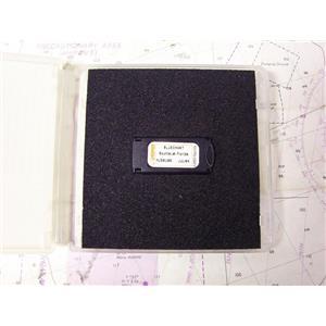 Boaters' Resale Shop of TX 1406 2522.15 GARMIN MUS010R BLUECHART PLOTTER CARD