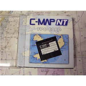 Boaters' Resale Shop of TX 1611 1077.01 C-MAP M-NA-B511.05 ELECTRONIC FPC CHART