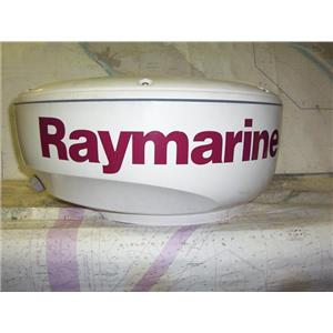 "Boaters' Resale Shop of TX 2002 1542.02 RAYMARINE RD218 2KW 18"" RADOME E52065"