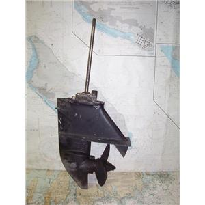 Boaters' Resale Shop of TX 2001 2251.14 GAME FISHER 15 HP LOWER UNIT ASSEMBLY