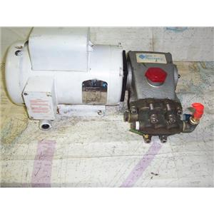 Boaters' Resale Shop of TX 1710 2542.07 SEA RECOVERY L3514T-SRW MOTOR & PUMP