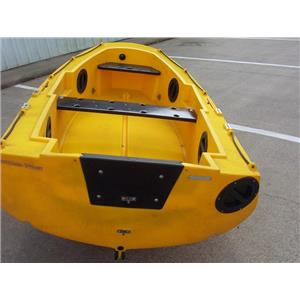 Boaters' Resale Shop of TX 2003 4121.01 PORTLAND PUDGY MULTIFUNCTION DINGHY ONLY