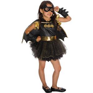 Super Hero Toddler Bat Girl TuTu Costume 3T-4T