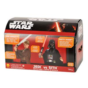 Star Wars Jedi Vs Sith Battle Chest Costume Dress Up Trunk