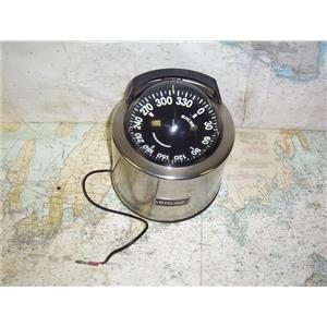 Boaters' Resale Shop of TX 2003 0141.01 RITCHIE SP-5C-5N12 POWERDAMP COMPASS