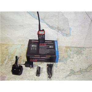 Boaters' Resale Shop of TX 2003 0145.11 STANDARD HORIZON HX40 VHF HANDHELD KIT