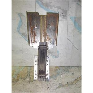Boaters' Resale Shop of TX 2003 0147.01 STAINLESS STEEL OUTBOARD MOTOR BRACKET