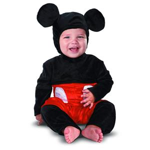 Mouse Mickey Prestige Infant Costume 12-18 Months