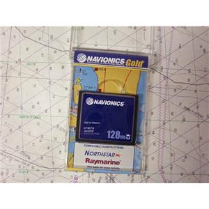 Boaters' Resale Shop of TX 2003 0257.07 NAVIONIC CF/907G GULF OF MEXICO CHART
