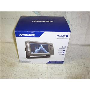 Boaters' Resale Shop of TX 2003 0257.04 LOWRANCE HOOK2-7X GPS SPLITSHOT KIT