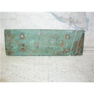 "Boaters' Resale Shop of TX 1404 0255.25 GUEST 1/2"" x 6"" x 18"" DYNAPLATE"
