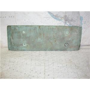 "Boaters' Resale Shop of TX 1404 0255.24 GUEST 1/2"" x 6"" x 18"" DYNAPLATE"