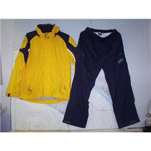 Boaters' Resale Shop of TX 2003 0145.34 GILL MEDIUM INSHORE FOUL WEATHER GEAR