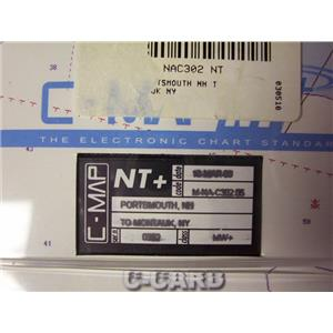 Boaters' Resale Shop of TX 2003 1021.41 C-MAP NT+ M-NA-C302.05 ELECTRONIC CHART