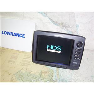 Boaters' Resale Shop of TX 2003 1021.07 LOWRANCE HDS10 MULTIFUNCTION NAV DISPLAY