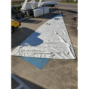 Pearson 20 Mainsail 27-0 Luff from Boaters' Resale Shop of TX 2002 0471.92