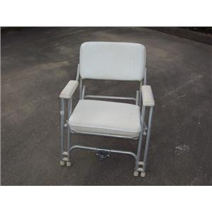 Boaters' Resale Shop of TX 1908 0147.04 GARELICK EEZ-IN FOLDING DECK CHAIR