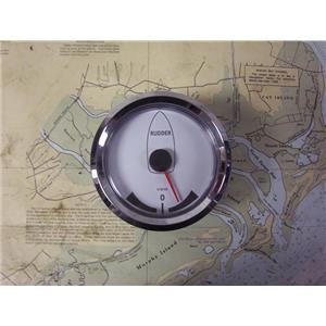 Boaters' Resale Shop of TX 2003 1454.02 VDO RUDDER POSITON GAUGE A2C53194715