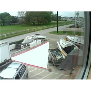 Mariner Sails RF Jib w Luff 45-0 from Boaters' Resale Shop of TX 2003 1451.91