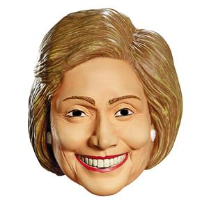 Hillary Clinton Deluxe Mask One Size