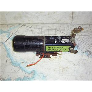 Boaters' Resale Shop of TX 1502 4101.21 WAGNER SE-AUTOPIOLOT 12V HYDRAULIC PUMP