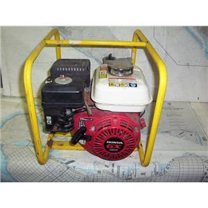 Boaters' Resale Shop of TX 2004 4251.07 HONDA GX120 & WACKER PG 2 GAS PUMP