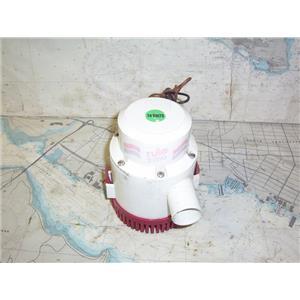 Boaters' Resale Shop Of TX 2004 4251.37 RULE 3700 GPH 24 VOLT BILGE PUMP (16A)