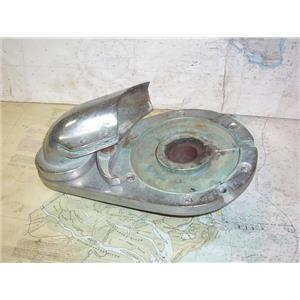 Boaters' Resale Shop of TX 1609 2452.52 MAXWELL NILSSON WINDLASS DECK ASSEMBLY