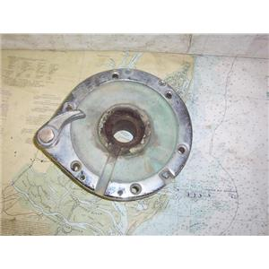 Boaters' Resale Shop of TX 1609 2452.45 MAXWELL NILSSON WINDLASS DECK PLATE