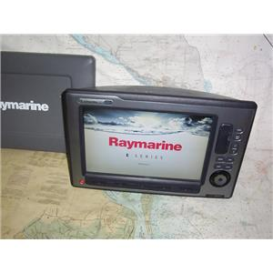 Boaters' Resale Shop of TX 2004 0252.24 RAYMARINE E120W HYBRIDTOUCH DISPLAY ONLY