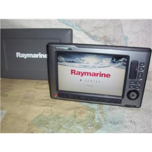Boaters' Resale Shop of TX 2004 0252.22 RAYMARINE E120W HYBRIDTOUCH DISPLAY ONLY