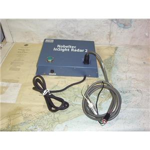 Boaters' Resale Shop of TX 2004 0252.71 NOBELTEC INSIGHT RADAR 2 MODULE & CABLES