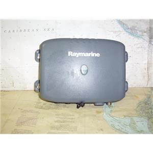 Boaters' Resale Shop of TX 2004 0252.04 RAYMARINE RAY240 VHF RADIO CONTROL UNIT