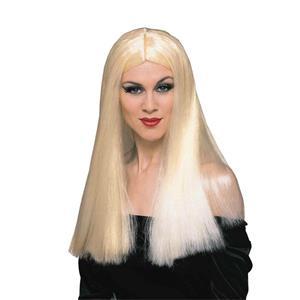 Long Blonde Carole Baskin Tiger King Wig