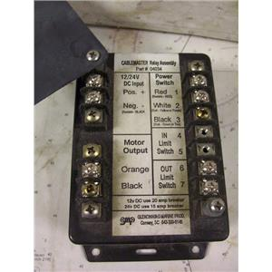 Boaters' Resale Shop of TX 1706 2277.27 CABLEMASTER RELAY ASSEMBLY