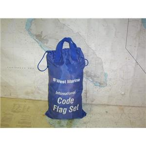 Boaters' Resale Shop of TX 2004 2724.02 WEST MARINE INTERNATIONAL CODE FLAG SET