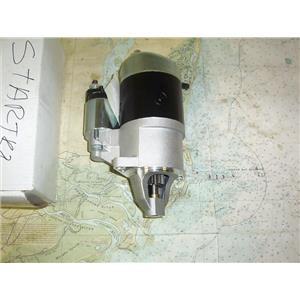 Boaters' Resale Shop of TX 2004 2744.01 KUBOTA SND0242 STARTER ASSEMBLY