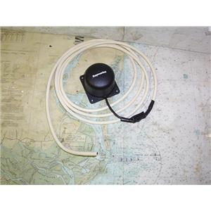 Boaters' Resale Shop of TX 2005 0754.04 RAYMARINE HEADING SENSOR WITH CUT CABLE