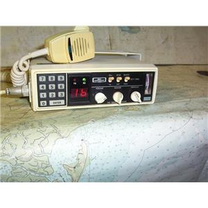 Boaters' Resale Shop of TX 1908 2477.37 SEA COMMAND SCV-7808 VHF RADIO & HAILER