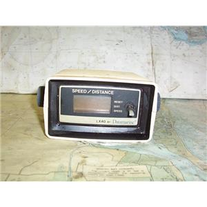 Boaters' Resale Shop of TX 1603 4221.22 DATAMARINE LX40 SPEEDOMETER DISPLAY ONLY
