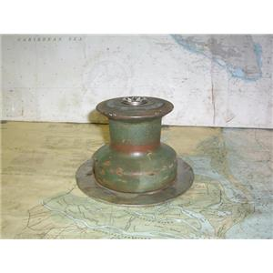 Boaters' Resale Shop of TX 2005 0752.14 LEWMAR 25 TWO SPEED BRONZE WINCH