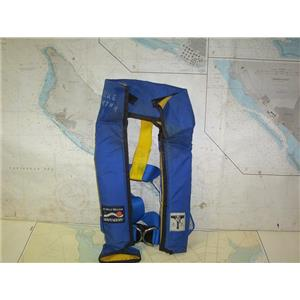 Boaters' Resale Shop of TX 2005 1521.04 WEST MARINE SOSPENDERS INFLATABLE PFD