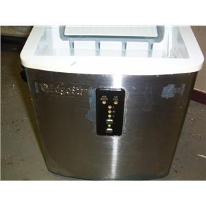 Boaters' Resale Shop of TX 2005 1541.02 EDGESTAR IP210SS 115 VOLT ICE MAKER