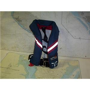 Boaters' Resale Shop of TX 2005 1521.07 COLEMAN 38AHRN SOSPENDERS INFLATABLE PFD