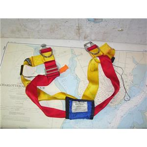 Boaters' Resale Shop of TX 2005 1521.24 WEST MARINE MEDIUM SAILING HARNESS 32-44