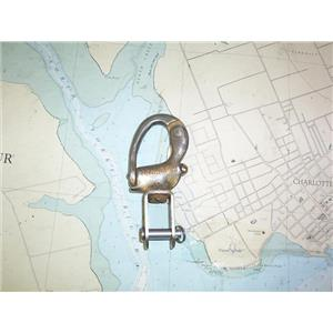 Boaters' Resale Shop of TX 2005 4251.21 SCHAEFER SNAP SHACKLE WITH TACK FITTING