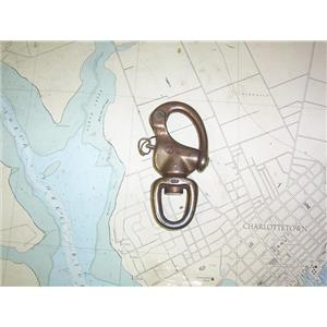 "Boaters' Resale Shop of TX 2005 4251.22 WICHARD SNAP SHACKLE W BALE & 7/16"" PIN"