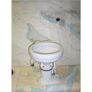 Boaters' Resale Shop of TX 2005 0545.01 WILCOX SKIPPER TYPE 8 MARINE TOILET
