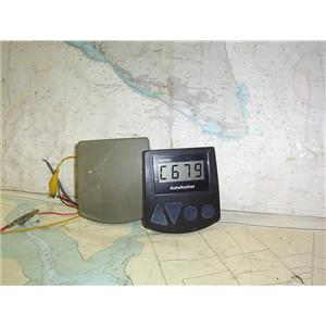 Boaters' Resale Shop of TX 2005 0551.02 AUTO ANCHOR AA550RC DISPLAY & SUNCOVER