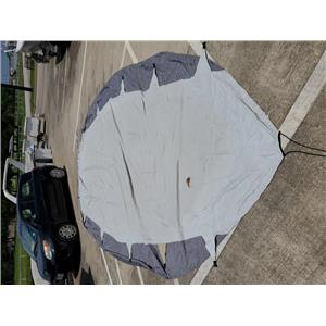 "Boaters' Resale Shop of TX 1804 2471.05 TAYLORMADE 70905 BOAT COVER 8'2""x20'6"""